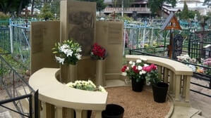 Мемориальный комплекс Владимиру Турчинскому из металла – уникальный памятник