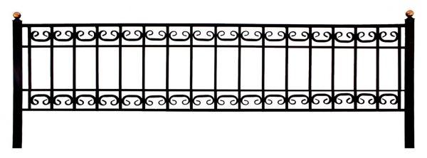 Ограда Греческая