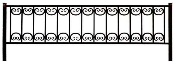 Ограда Лотос