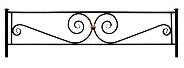 Ограда Виктория